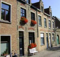 Holiday home in the historic centre of Bruges