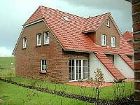 Holiday house for 4 people along the North Sea