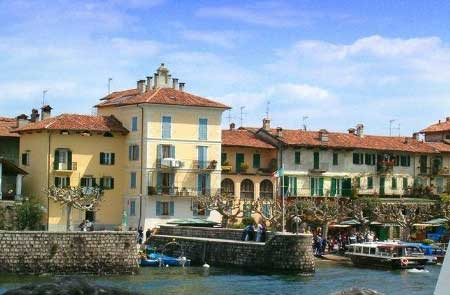 Apartment for up to 3 people in the harbour of Isola dei Pescatori