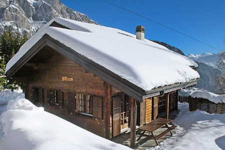 Holiday home for up to 8 people in Valais